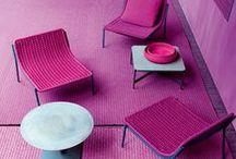 Wohnideen in Rosa • Living in Pink / Rosa wie das Leben. Von Blassrosa bis quietschpink ...