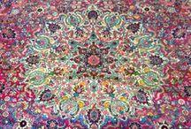 Teppiche und andere schöne Böden • Floors / Schön auf dem Teppich bleiben ;-)