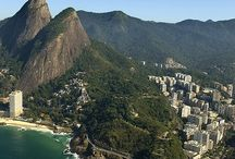Travel; Brazil / Number 1 on my bucket list ❤️❤️❤️ / by Jill Noble