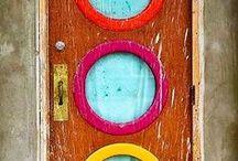 Türen • Doors / Einladende Türen