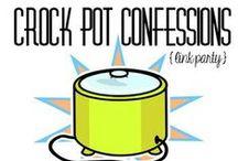 Crock Pot Recipes / Easy crockpot recipes. Slow cooker recipes.