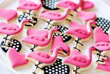 Flamingo Fun / All things flamingo! Flamingo fashion and style. Flamingo party ideas. Flamingo themed home decor.