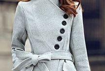 пальто, плащи (coat, cloak)