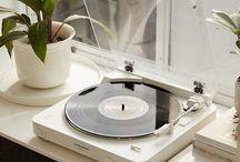 •sound• / Vinyl, lp's & players