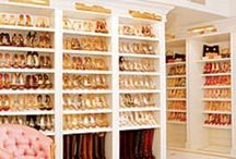 Closets / by Kaitlyn Oates