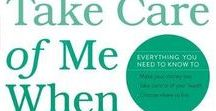 Joy Loverde Book Shelf / What Joy Loverde is reading. Book choices from the best-seller, The Complete Eldercare Planner (Random House, 2009)