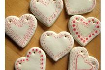 Valentine's Day / Everything you need for Valentine's Day. Recipe, crafts and cute gift ideas.