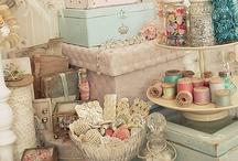 Sewing & Craft Rooms / by Deborah Free-Lynch