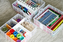 Organization & Storage / by Deborah Free-Lynch