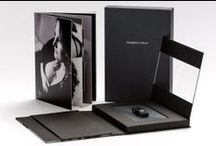 Our AsukaBook Albums / Sample images of the many albums we offer to professional photographers.