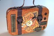 Altoid Tins / Ways to reuse those Altoid tins! / by Deborah Free-Lynch