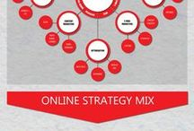 Marketing Infographics / Useful and relevant information on tech business trends, social media, new products, etc. / by Dayna Verstegen