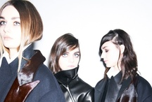 Backstages & catwalks / by Marie Bottin