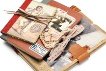 Mini Albums & Journals / I really want to make several of this little albums. / by Deborah Free-Lynch