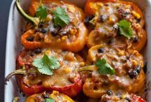 Recipe: main dishes / Chock full of goodness / by Ashley A