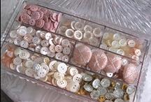 Buttons / by Deborah Free-Lynch