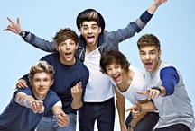 One Direction! / by Brandon Nguyen