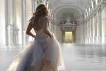 Creamy Dreamy Dresses. / by Rebecca Gerondale