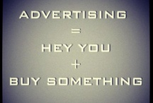 Ad's  / advertisement, ambient, event, guerilla Marketing.                                                                           My work, my passion, my world.  Great idea's and inspirations.