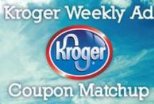 Kroger Deals / by Grocery Coupon Network