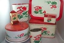 Red & White Kitchens / by Deborah Free-Lynch