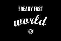 Freaky Fast World  / by Jimmy John's