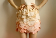 Frills, Roses and all vintage shabby chic / by Ms. B