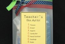 School Days / School lunch ideas and classroom snacks. / by Sheri Carter