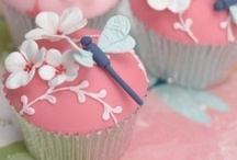 Cuppie cakes! / by Ms. B