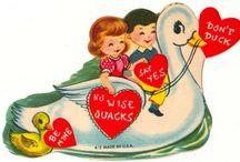 Vintage Valentines - Misc. / by Deborah Free-Lynch