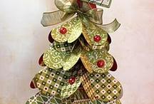 christmas trees (kerstbomen) / by Liduin Regeer