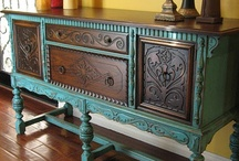 Furniture Makeovers / by Kelly Robinson
