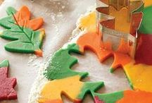 Fall, Halloween, Autumn / Fall seasonal treats to make or eat.