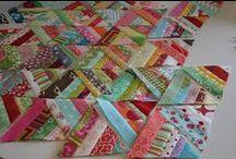 crafts - fabric & ribbon / by Lisa Zuniga