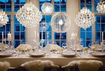 Tablescapes / Beautiful tablescape ideas and centerpieces / by Ms. B
