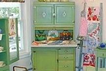 Hoosier Cupboards / by Deborah Free-Lynch