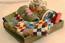 Doll & Miniature Quilts / by Deborah Free-Lynch