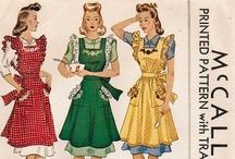 Vintage Patterns / by Deborah Free-Lynch