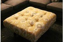 Reupholstering/Repurposing