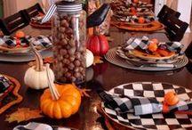 Table Settings / by Deborah Free-Lynch