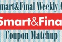 Smart & Final Deals / by Grocery Coupon Network