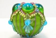 Lampwork beads / Lampwork beads made by wonderfully talented artists