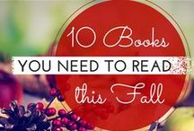 Books / Everything books! Must read lists and more.