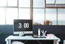 Design  Desk n Cabinet / Where Creativity Is Born