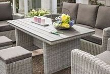 Entertain in Style / Entertain in style with a new set of garden furniture  We're taking al fresco entertainment to the next level with our latest range of garden furniture; perfectly suited to casual dining.
