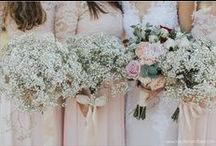 Bouquets by LOVE&GRACE / Custom made bridal bouquets for the bride and her bridesmaids. All of the designs are original & hand made by Love&Grace to the bride's specific needs, shape & to compliment her dress 100% CONTACT US ON FACEBOOK https://www.facebook.com/loveandgraceeventdecor/