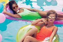Beach Babes & Poolside Beautys