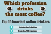 Coffee Infographics / The ins and outs of coffee. Love coffee infographics as much as we do? Follow this board and we will send you an invite to join in the fun!