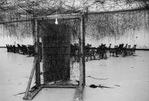Chiharu Shiota / Tejedora contemporáea