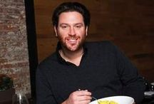 Scott Conant / Author of The Scarpetta Cookbook / by Houghton Mifflin Harcourt Cookbooks